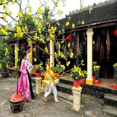 Nét đẹp Tết Việt